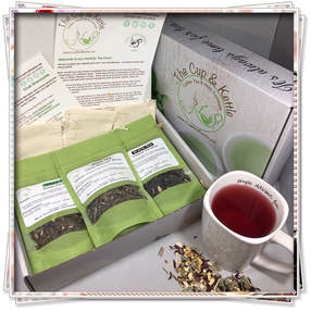 Monthly Tea Club Box